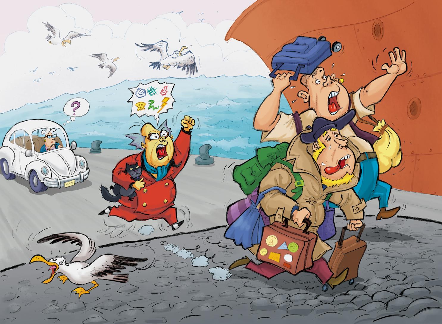 Las Increíbles Aventuras de la Pandilla Clik/The Incredible Adventures of the Clik Gang