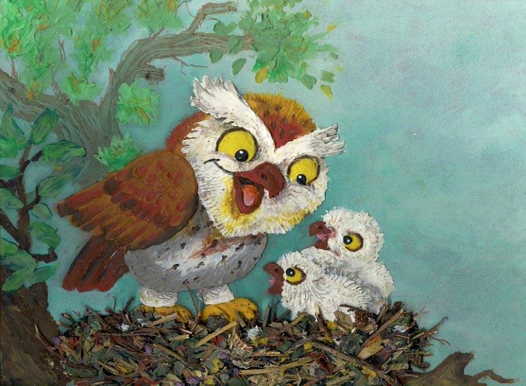 Lechuza / Owl