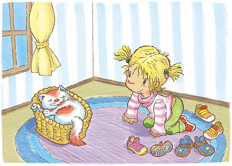 Ilustración Infantil/Childrens Illustration