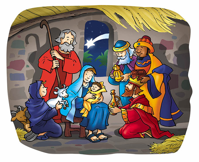 Ilustraciones Religiosas / Religious Artwork